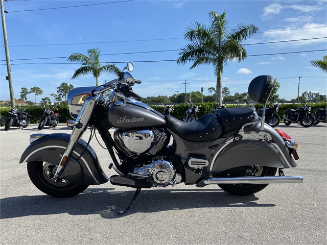 2018 Indian Chief Base at Fort Myers