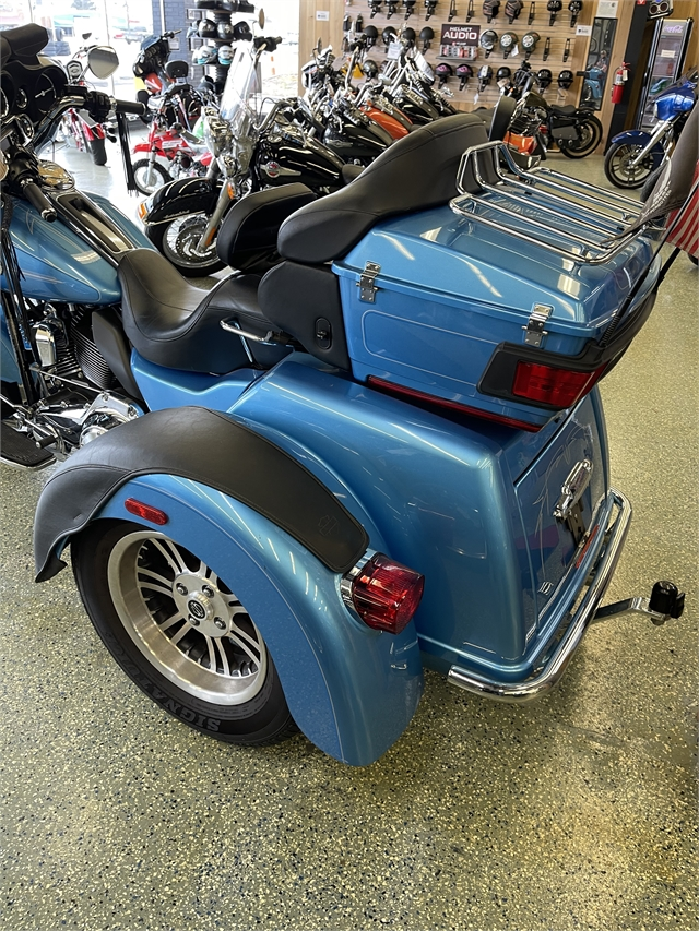 2011 Harley-Davidson Trike Tri Glide Ultra Classic at Thornton's Motorcycle Sales, Madison, IN