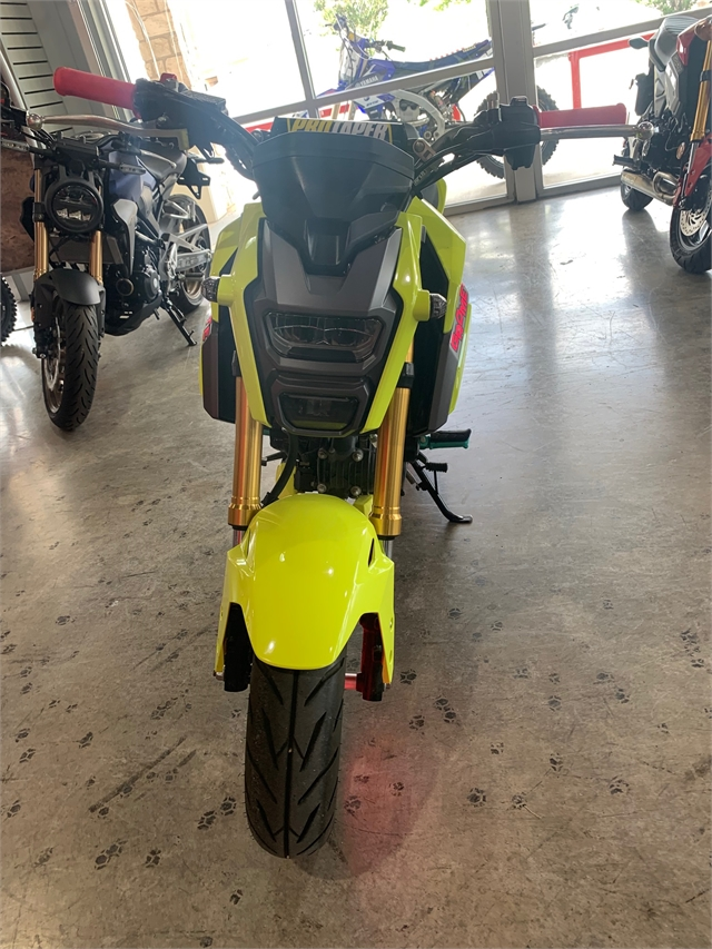 2018 Honda Grom Base at Kent Motorsports, New Braunfels, TX 78130