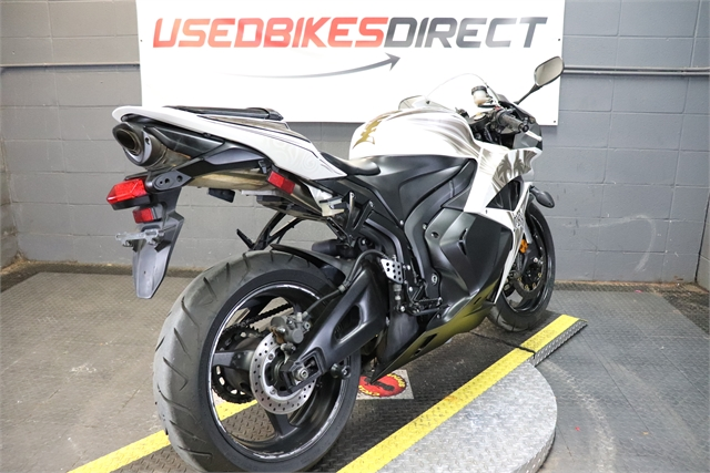 2009 Honda CBR 600RR at Used Bikes Direct