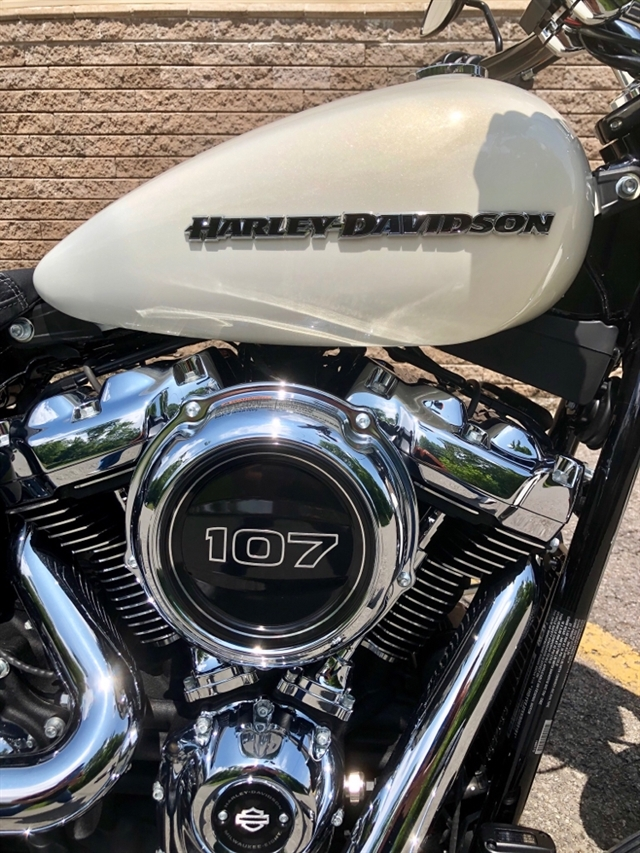 2019 Harley-Davidson Softail Breakout at RG's Almost Heaven Harley-Davidson, Nutter Fort, WV 26301