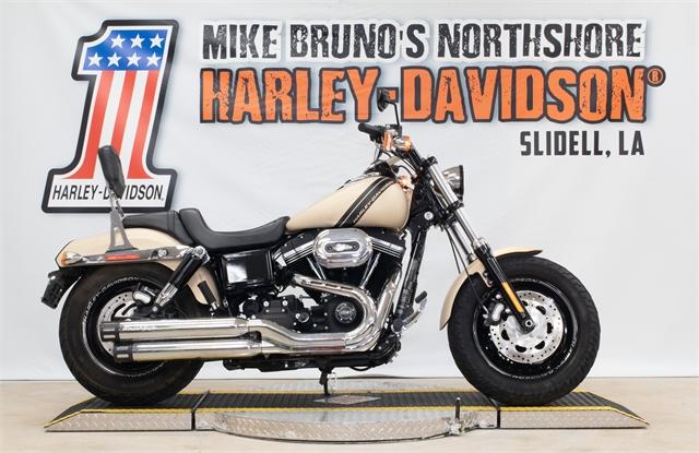 2014 Harley-Davidson Dyna Fat Bob at Mike Bruno's Northshore Harley-Davidson