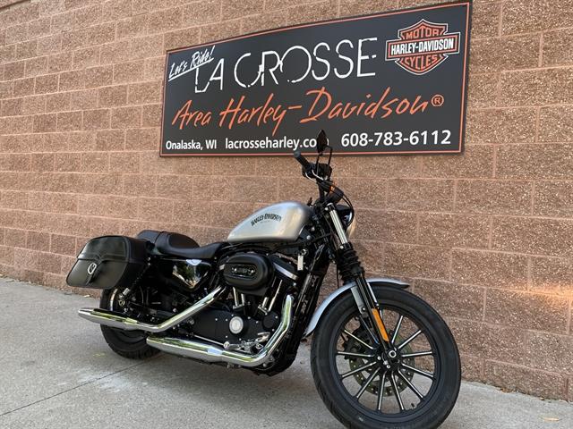 2015 Harley-Davidson Sportster Iron 883 at La Crosse Area Harley-Davidson, Onalaska, WI 54650