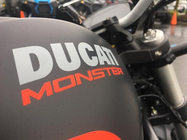 2020 Ducati Monster 821 Stealth at Lynnwood Motoplex, Lynnwood, WA 98037