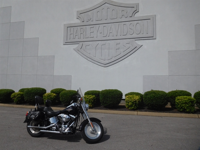 2001 Harley-Davidson FLSTF at Bumpus H-D of Murfreesboro
