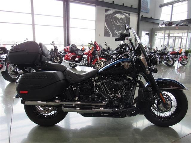 2018 Harley-Davidson Softail Heritage Classic 114 at Conrad's Harley-Davidson
