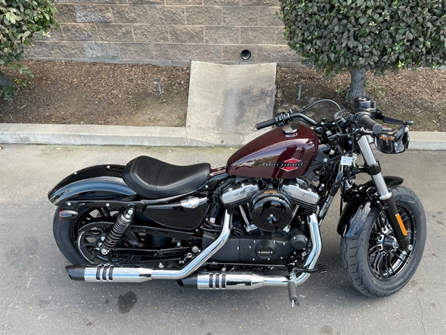 2021 Harley-Davidson Street XL 1200X Forty-Eight at Fresno Harley-Davidson