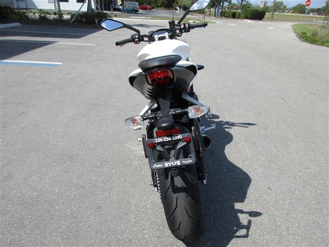 2018 Triumph Street Triple S at Stu's Motorcycles, Fort Myers, FL 33912