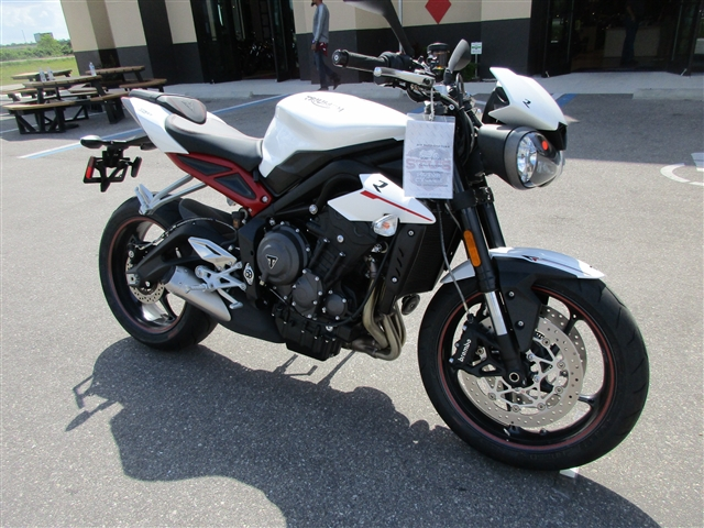 2018 Triumph Street Triple S at Stu's Motorcycles, Fort Myers, FL 33912