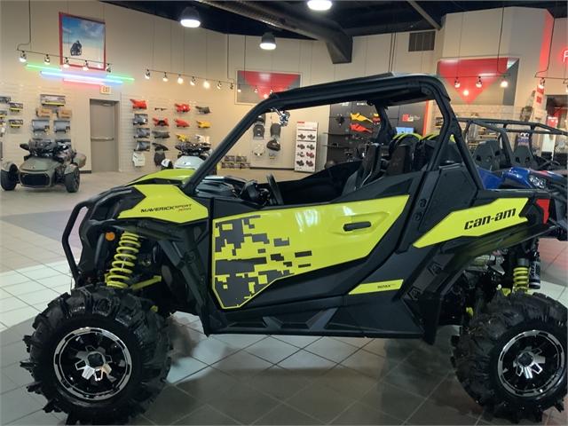 2019 Can-Am Maverick Sport X mr 1000R at Midland Powersports