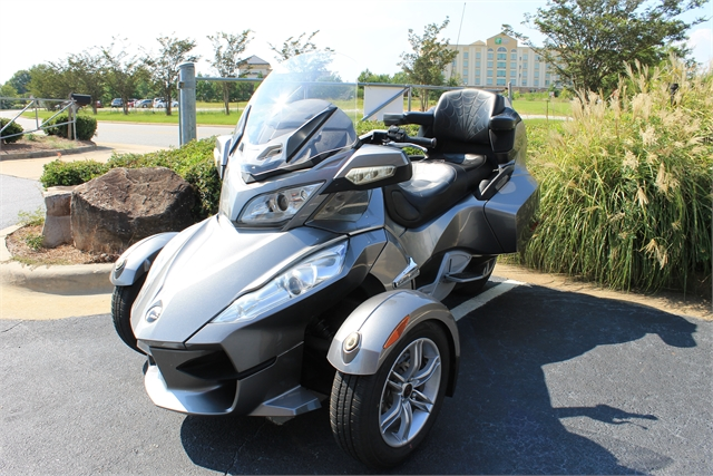 2011 Can-Am Spyder Roadster RT at Extreme Powersports Inc