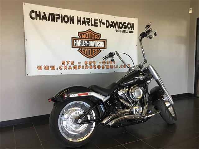 2018 Harley-Davidson Softail Fat Boy at Champion Harley-Davidson