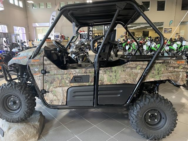 2020 Kawasaki Teryx  Camo Camo at Star City Motor Sports
