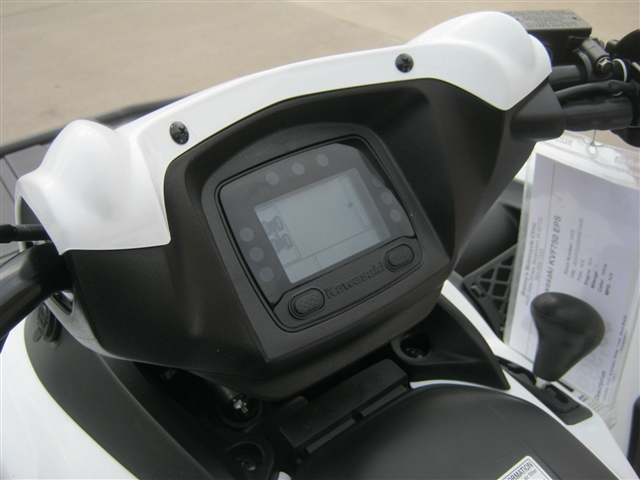 2019 Kawasaki KVF750 EPS at Brenny's Motorcycle Clinic, Bettendorf, IA 52722