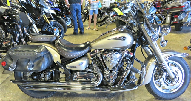 2004 Yamaha Road Star Silverado at Randy's Cycle, Marengo, IL 60152
