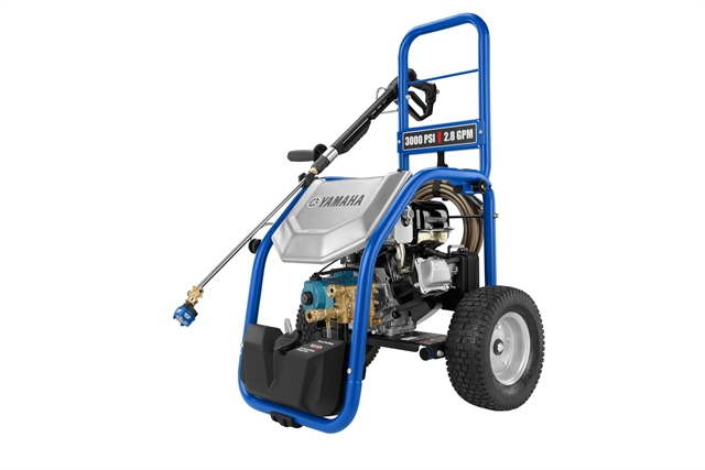 2018 Yamaha Power Pressure Washer PW3028 at Yamaha Triumph KTM of Camp Hill, Camp Hill, PA 17011