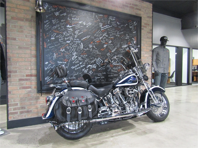 2000 Harley-Davidson FLSTS at Cox's Double Eagle Harley-Davidson