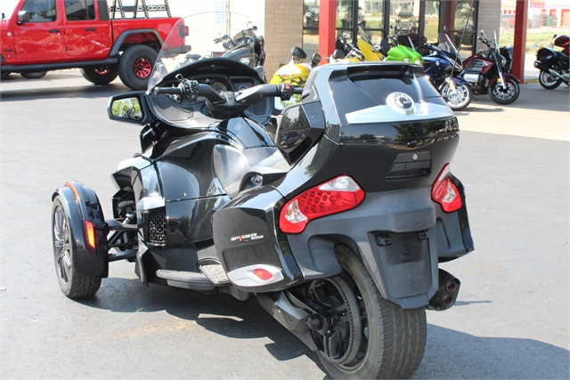 2014 Can-Am Spyder RT-S at Aces Motorcycles - Fort Collins