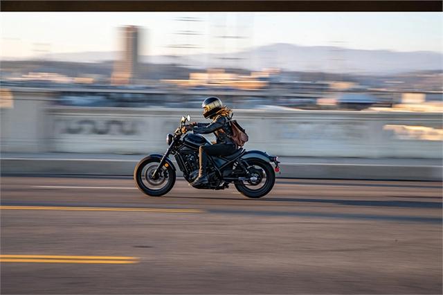 2021 Honda Rebel 1100 DCT at Interstate Honda