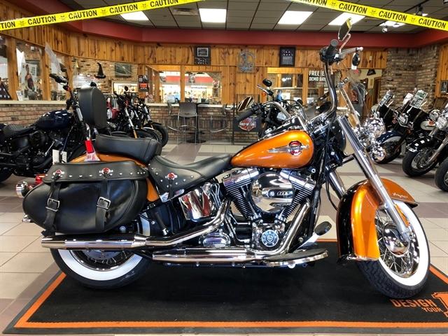 2016 Harley-Davidson Softail Heritage Softail Classic at High Plains Harley-Davidson, Clovis, NM 88101