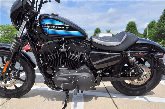 2018 Harley-Davidson Sportster Iron 1200™ at All American Harley-Davidson, Hughesville, MD 20637