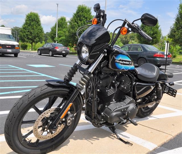2018 Harley-Davidson Sportster Iron 1200™ at All American Harley-Davidson, Hughesville, MD 20637
