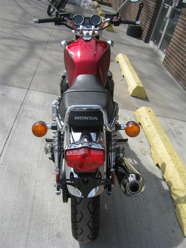 2013 Honda CB1100 at Brenny's Motorcycle Clinic, Bettendorf, IA 52722