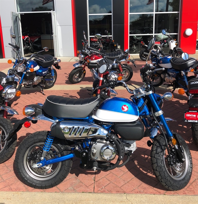 2020 Honda Monkey Base at Genthe Honda Powersports, Southgate, MI 48195