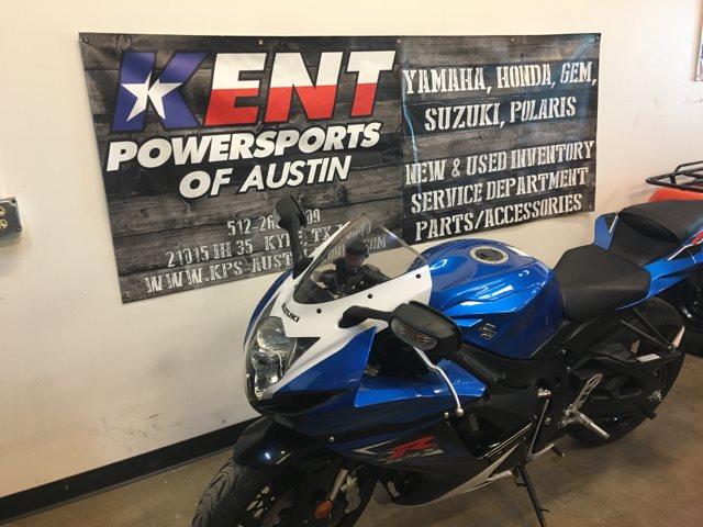 2014 Suzuki GSX-R 600 at Kent Powersports of Austin, Kyle, TX 78640