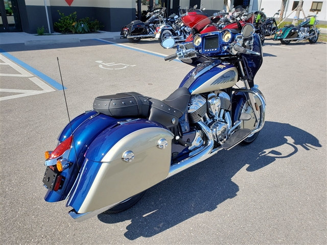 2019 Indian Chieftain Classic at Stu's Motorcycles, Fort Myers, FL 33912
