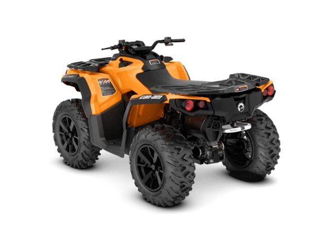2019 Can-Am Outlander DPS 650 650 DPS at Campers RV Center, Shreveport, LA 71129