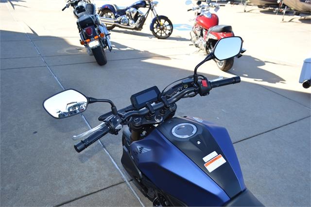 2022 Honda CB300R ABS at Shawnee Honda Polaris Kawasaki