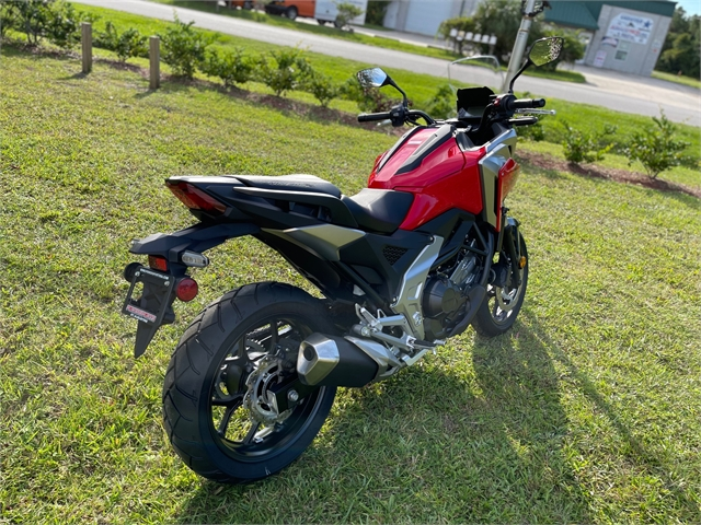 2021 Honda NC750X Base at Powersports St. Augustine