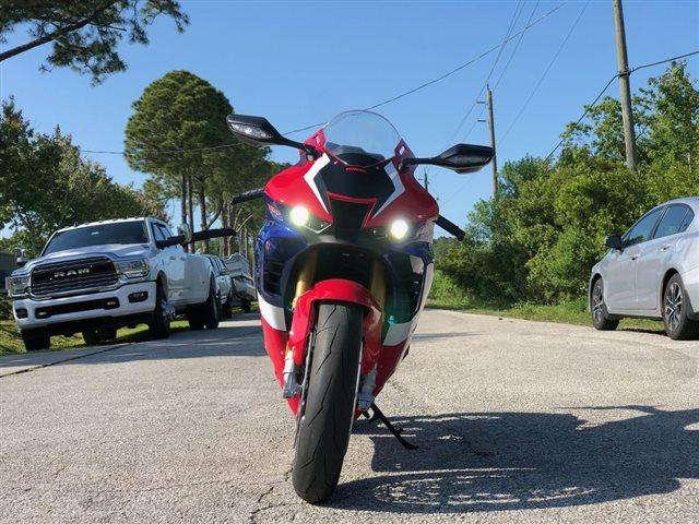 2021 Honda CBR1000RR-R Fireblade SP Fireblade SP at Powersports St. Augustine