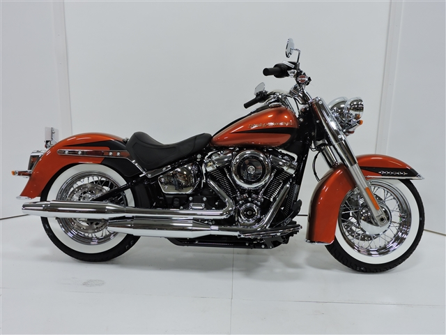 2019 Harley-Davidson Softail Deluxe at Stutsman Harley-Davidson, Jamestown, ND 58401