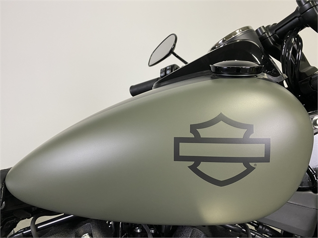 2021 Harley-Davidson Cruiser Fat Bob 114 at Worth Harley-Davidson