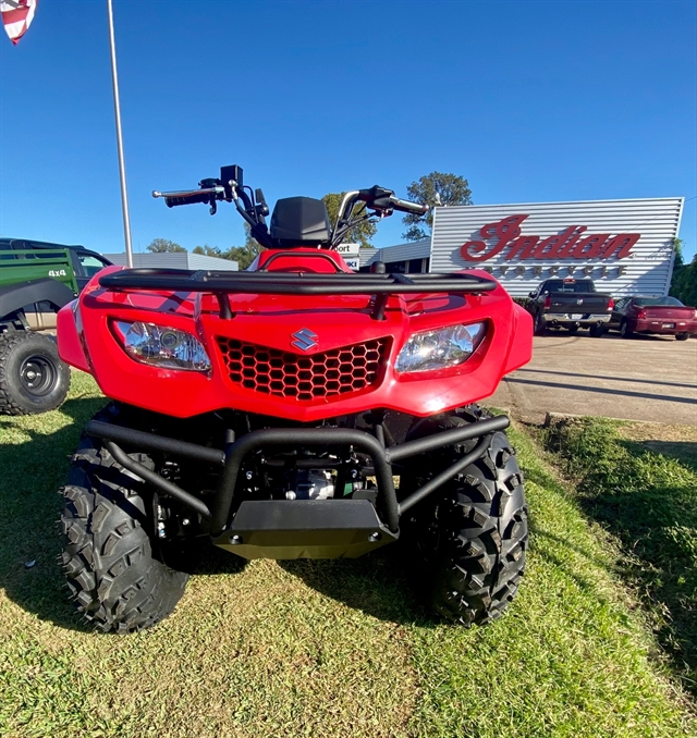 2021 Suzuki KingQuad 400 ASi at Shreveport Cycles