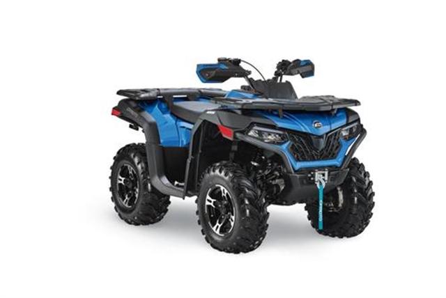 2020 CF MOTO CFORCE 600 ROYAL BLUE at Randy's Cycle, Marengo, IL 60152