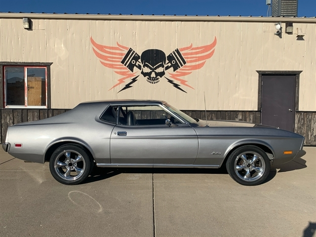 1973 FORD MUSTANG at Loess Hills Harley-Davidson