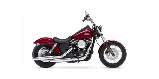 2013 Harley-Davidson Dyna Street Bob at Loess Hills Harley-Davidson