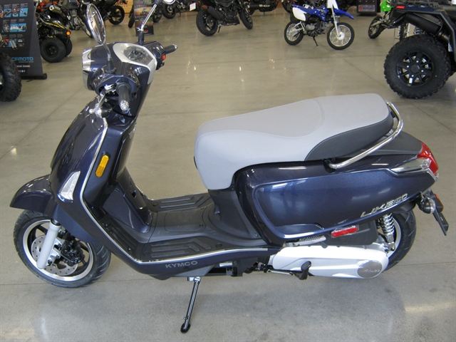 2019 KYMCO Like 150i ABS at Brenny's Motorcycle Clinic, Bettendorf, IA 52722