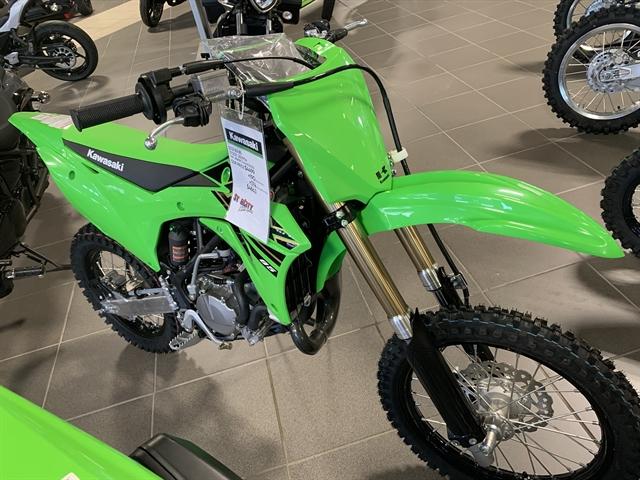 2021 Kawasaki KX 85 at Star City Motor Sports