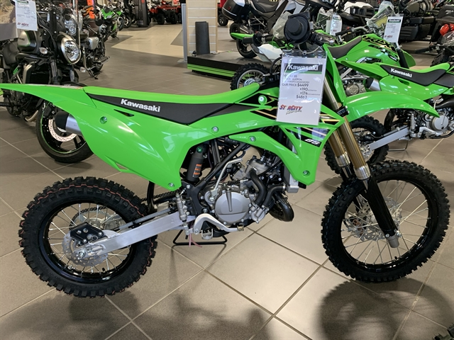 2021 Kawasaki KX 85 at Star City Motor Sports