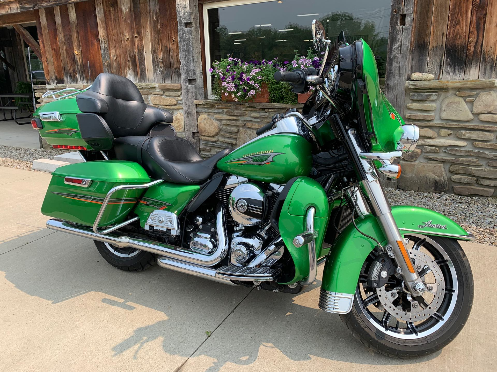 2015 Harley-Davidson Electra Glide Ultra Limited at Arkport Cycles