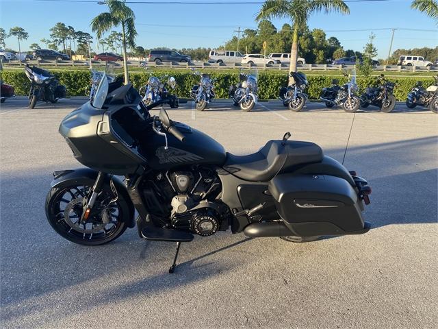 2021 Indian Challenger Challenger Dark Horse at Fort Myers