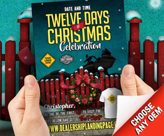 2019 Winter 12 Days of Christmas Powersports at PSM Marketing - Peachtree City, GA 30269