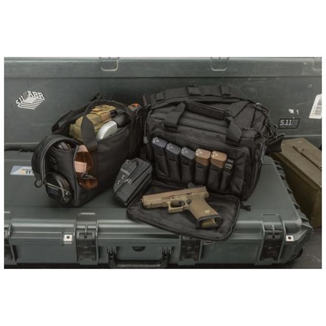 2019 5.11 Tactical Range Qualifier Bag 18L Black at Harsh Outdoors, Eaton, CO 80615