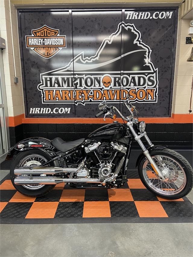 2021 Harley-Davidson Cruiser FXST Softail Standard at Hampton Roads Harley-Davidson