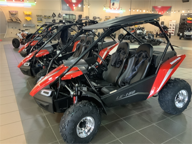 2021 Hammerhead Off-Road LE-150 LE-150 at Midland Powersports
