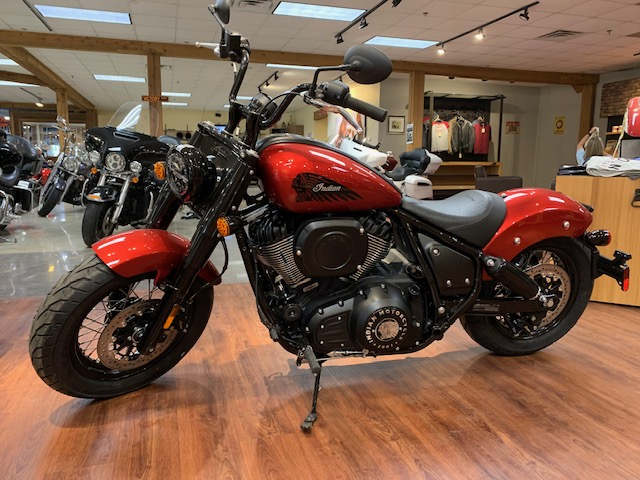 2022 Indian Chief Bobber ABS at Got Gear Motorsports